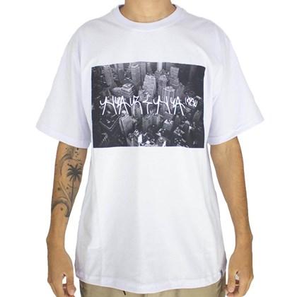 Camiseta Narina City Branca