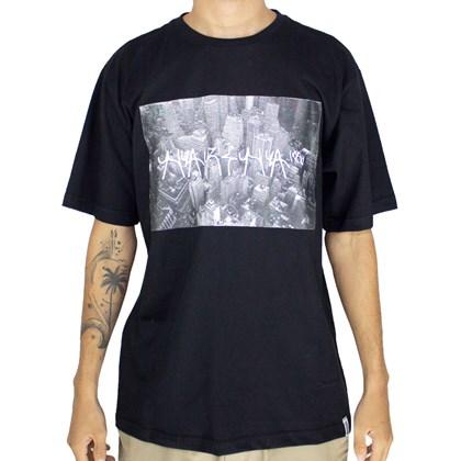 Camiseta Narina City Preta