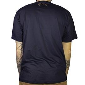 Camiseta Narina Classic Camo Preto