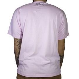 Camiseta Narina Classic Escorrido Rosa