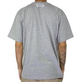 Camiseta Narina College Cinza