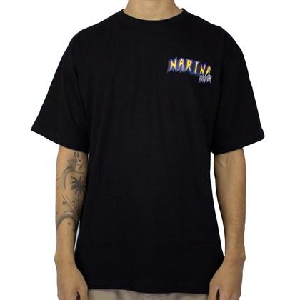 Camiseta Narina Enjoy Preto