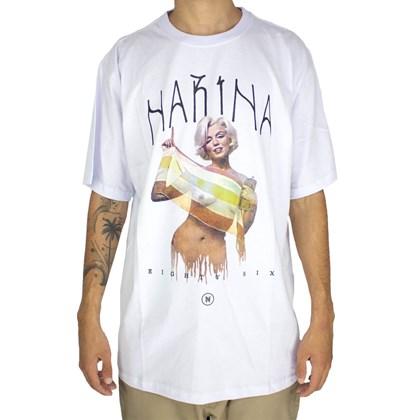 Camiseta Narina Girl Branca