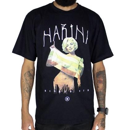 Camiseta Narina Girl Preta