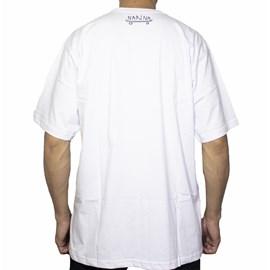 Camiseta Narina Grafite Branca