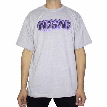 Camiseta Narina Grafite Cinza