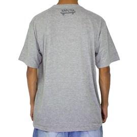 Camiseta Narina King Cinza