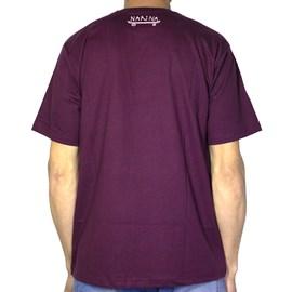 Camiseta Narina Miolos Bordo
