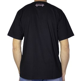 Camiseta Narina Miolos Preta
