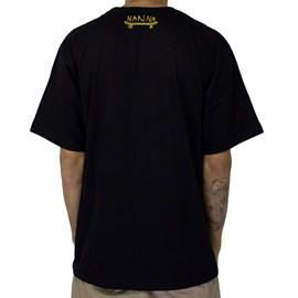 Camiseta Narina Monster Preto
