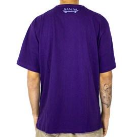 Camiseta Narina Monster Roxo