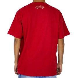Camiseta Narina Monster Vermelho