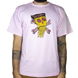 Camiseta Narina Pizza Rosa