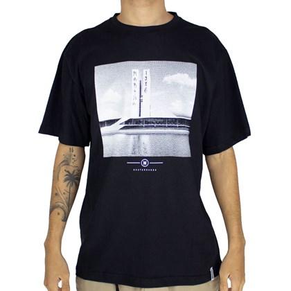 Camiseta Narina Planalto Preta