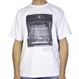 Camiseta Narina Portão branca