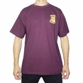 Camiseta Narina R.i.p Bordo