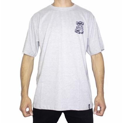 Camiseta Narina R.i.p Cinza