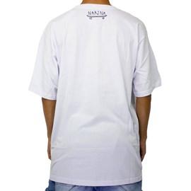 Camiseta Narina Retro Branco