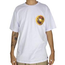 Camiseta Narina Roda animal Branca