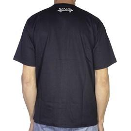 Camiseta Narina Spray Preta