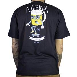 Camiseta Narina Trademark Preta