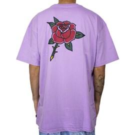 Camiseta Nike Sb Bud Lilas