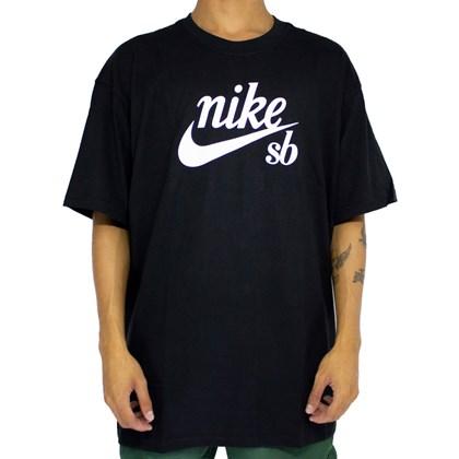 Camiseta Nike Sb Skateboarding Black DB9977010