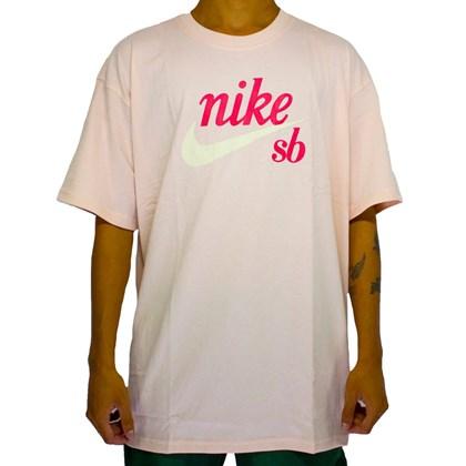 Camiseta Nike Sb Skateboarding Pink DB9977814