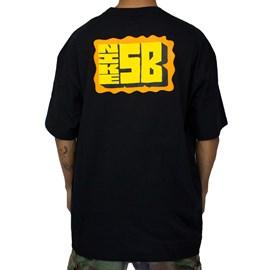 Camiseta Nike Sb Stamp Black