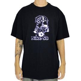 Camiseta Nike Sb Wrecked Black DD1308010