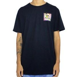 Camiseta Rvca All The Way Preto