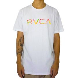 Camiseta Rvca Big Wonder Branco