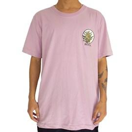 Camiseta Rvca Mojave Rosa Claro