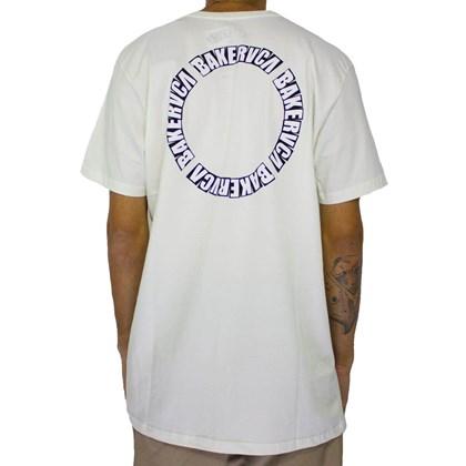 Camiseta Rvca X Baker Off White