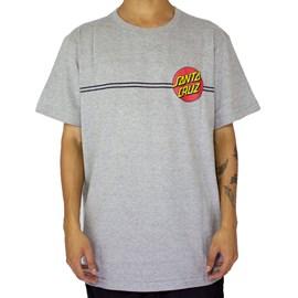 Camiseta Santa Cruz Classic Dot Cinza