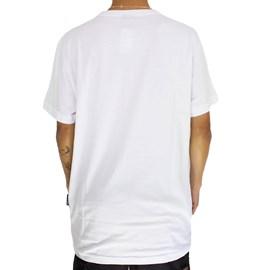Camiseta Santa Cruz Dot Front Branco