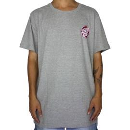 Camiseta Santa Cruz Handbill Dot Cinza