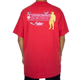 Camiseta Sufgang Extermination Company Red
