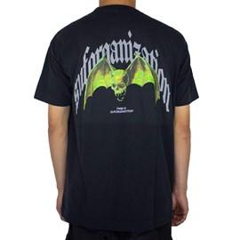 Camiseta Sufgang Skull Of Darkness Black