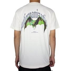 Camiseta Sufgang Skull Of Darkness Off White