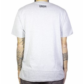 Camiseta Urgh Global Cinza