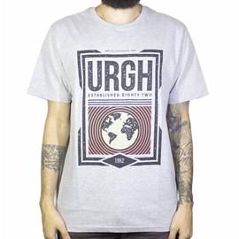 Camiseta Urgh Global Cinza