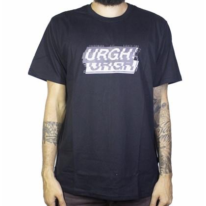 Camiseta Urgh Interferencia Preta