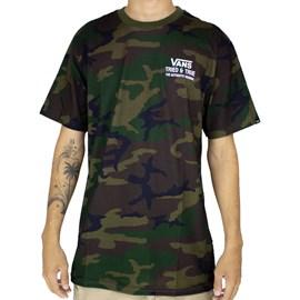 Camiseta Vans Authentic Og Camo VN0A4ROACMA