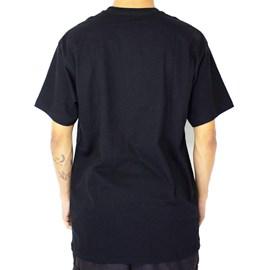 Camiseta Vans Classic Black White