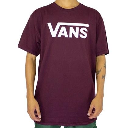 Camiseta Vans Classic Port Royale