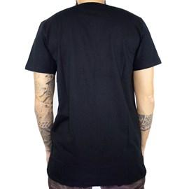 Camiseta Vans Core Basics Black White VN0A4A5CY28