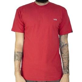 Camiseta Vans Core Basics Chili Pepper VN0A4A5C14A
