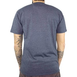 Camiseta Vans Core Basics Navy Heather VN0A4A5C10I