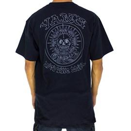 Camiseta Vans El Sole Black VN0A54CQBLK